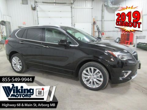 2019 Buick Envision Premium II  - Navigation - Power Liftgate - $325 B/W